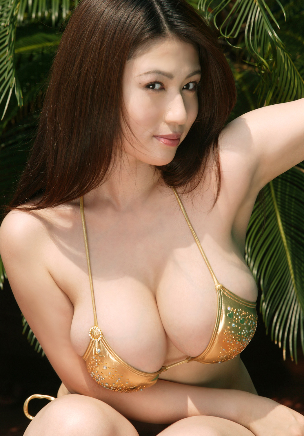 All Asian girl sexy boobs thought